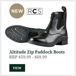 Altitude Zip Paddock Boots