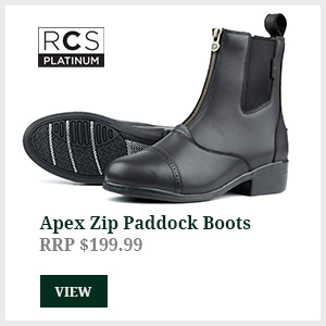 Apex Zip Paddock Boots