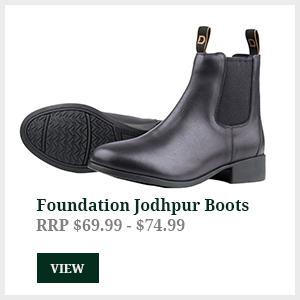 Foundation Jodhpur Boots
