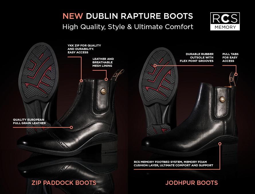 Rapture Boots