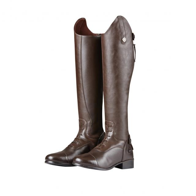 Dublin Arderin Tall Field Boots Brown