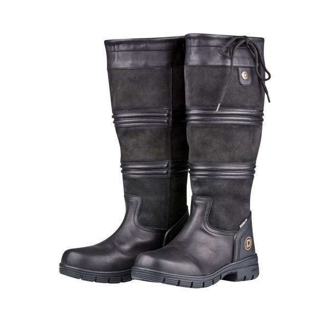 Dublin Husk Boots II Black
