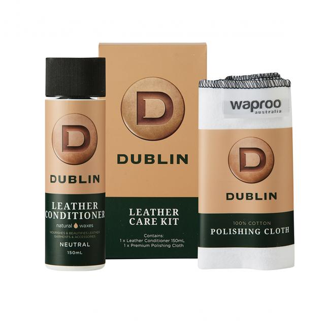 Dublin Leather Care Kit