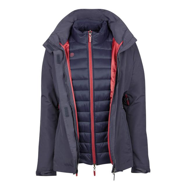 Dublin Peyton Waterproof Jacket Ink Navy