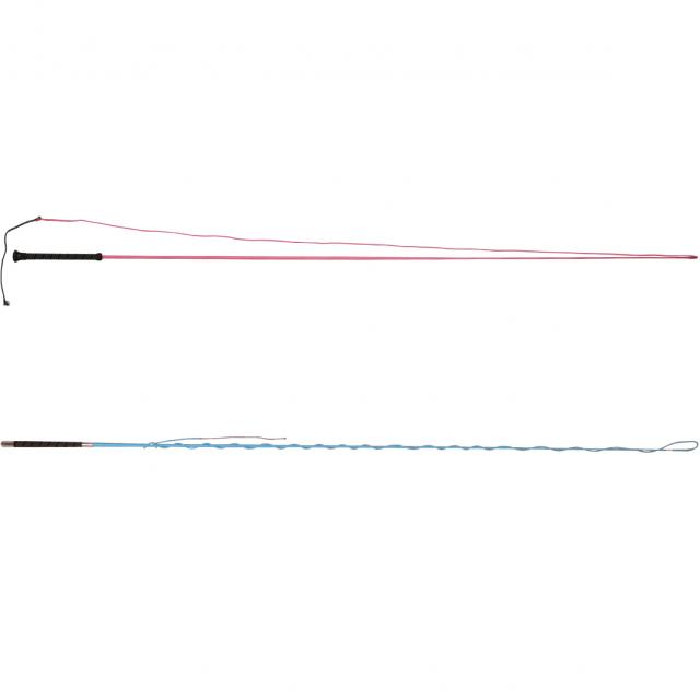 Dublin Brights Lunge Whip Hot Pink & Aqua
