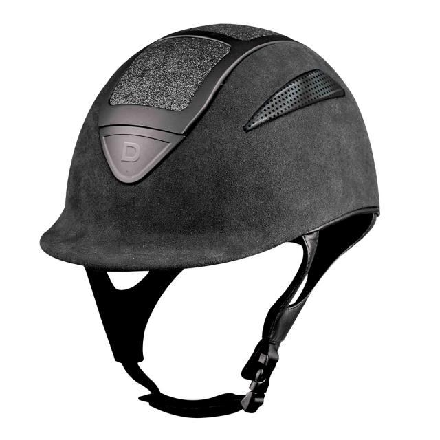 Dublin DB1 Dazzle Helmet Black