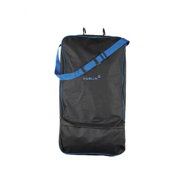 Imperial Bridle Hook Bag Black/Blue