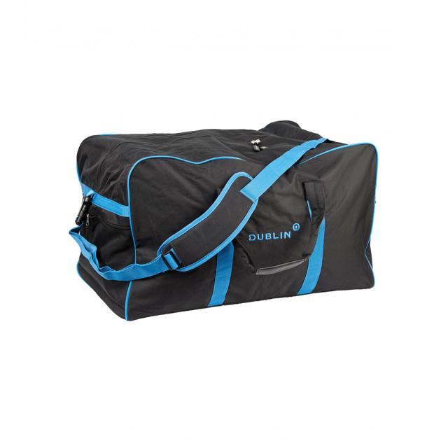Imperial Hold All Bag Black/Blue
