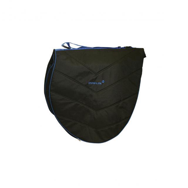 Imperial Saddle Bag Black/Blue