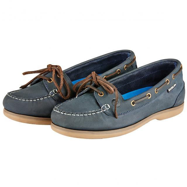 Dublin Millfield Arena Shoes Navy