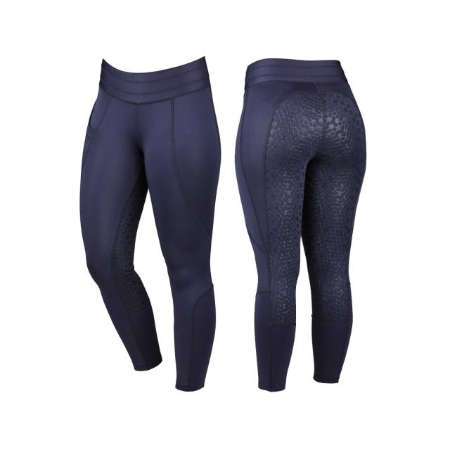 Dublin Performance Compression Tights Navy