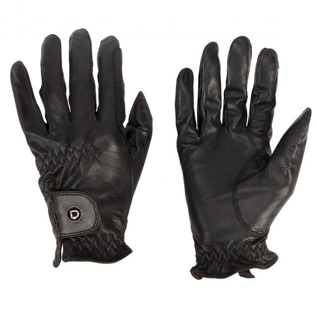 Dublin Show Riding Gloves Black