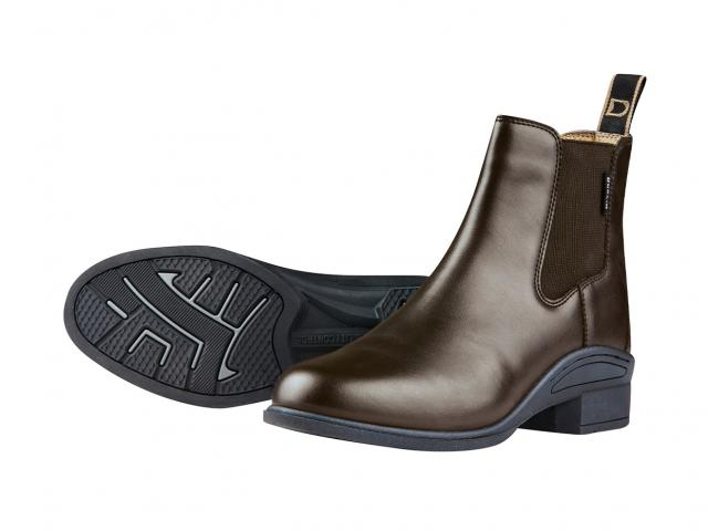 Dublin Altitude Pull On Boots Brown