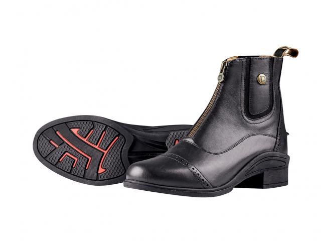 Dublin Rapture Zip Boots Black