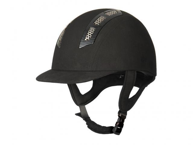 Dublin Arista Helmet Black