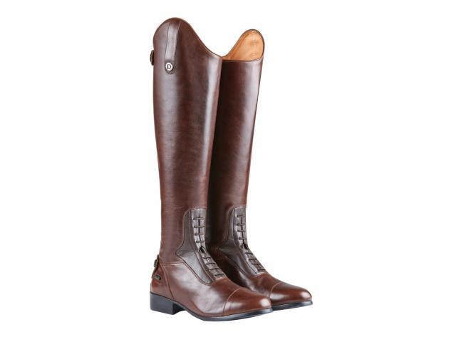 Dublin Galtymore Tall Field Boots Brown