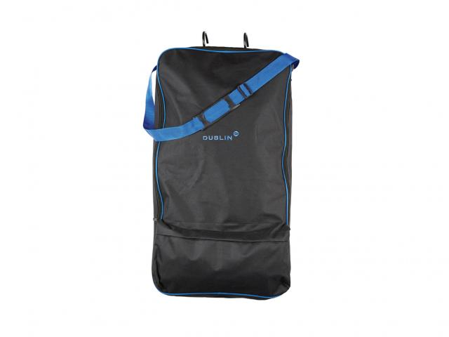 Imperial Bridle Hook Bag Black/Blue