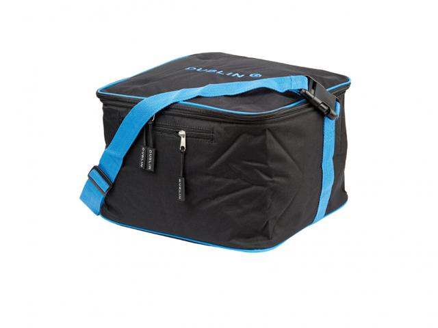 Imperial Hat Bag Black/Blue