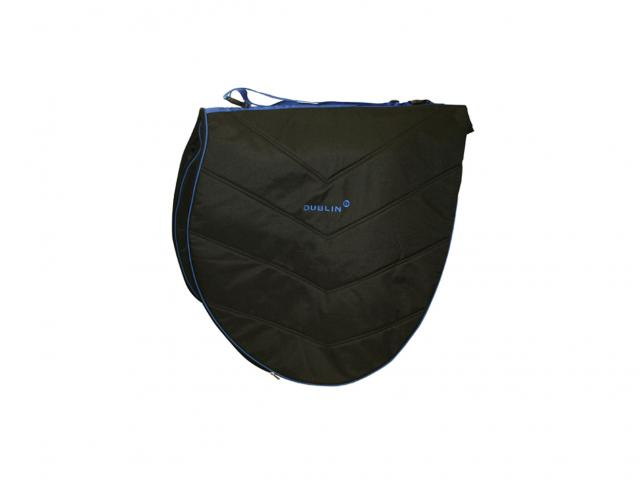 Imperial Saddle Bag Black/Blue