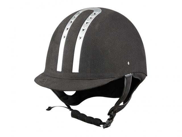 Dublin Polaris Helmet Black/Silver