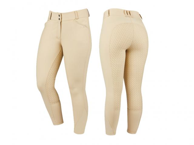 Dublin Pro Form Gel Full Seat Breeches Beige