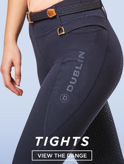 Tights are a less traditional, yet highly popular style of legwear in the equestrian world.