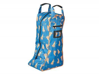 Dublin Imperial Tall Boot Bag Giraffe Print
