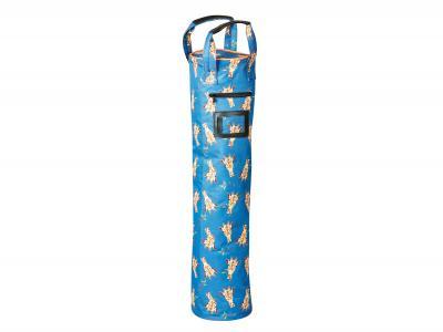 Dublin Imperial Bridle Bag Giraffe Print
