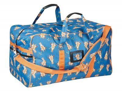 Dublin Imperial Hold All Bag Giraffe Print