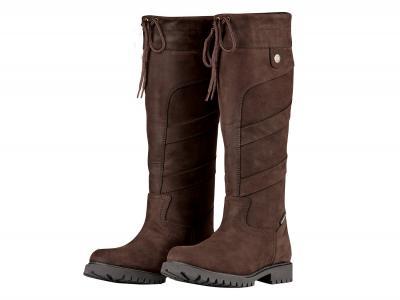 Dublin Kennet Boots Chocolate