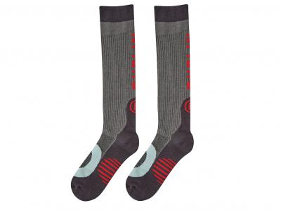 Dublin Technical Socks Charcoal Melange