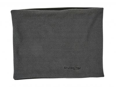 Dublin Classic Fleece Snood Charcoal