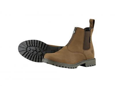 Dublin Venturer Front Zip Boots III Brown