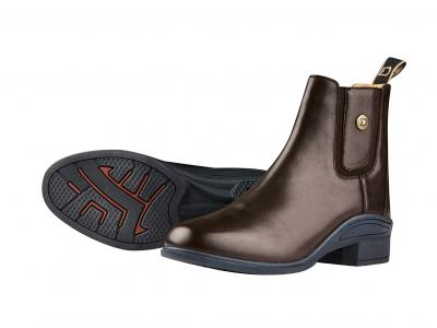Dublin Rapture Pull On Boots Brown