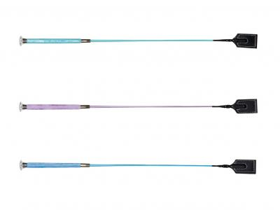 Dublin Shimmer Fibreglass Crop Teal, Purple & Blue