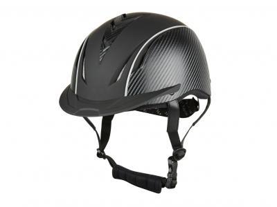 Dublin Airation Arrow Helmet Black