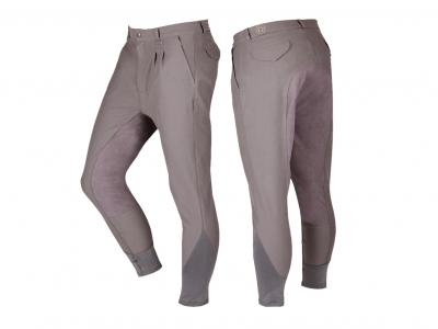 Dublin Dura-Tec Full Seat Breeches Charcoal