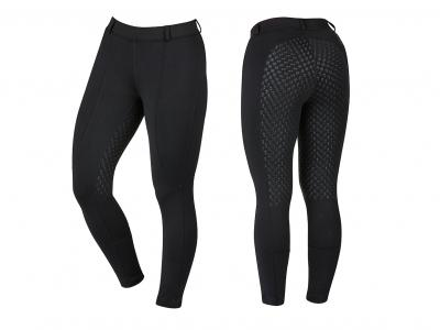 Dublin Performance Cool-it Gel Riding Tights Black