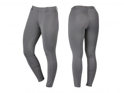 Dublin Performance Cool-It Gel Riding Tights Charcoal