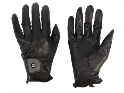 Dublin Show Riding Gloves Black